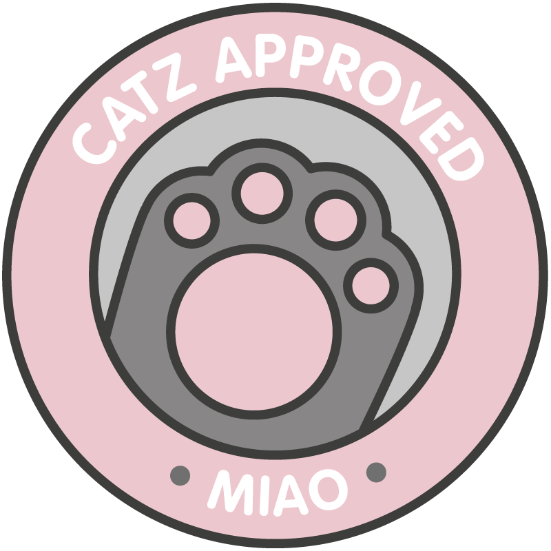 #catzapproved