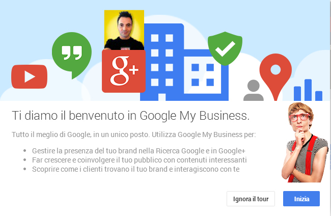 Google My Business Salvatore Russo