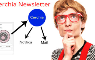 Cerchia Google Plus Newsletter