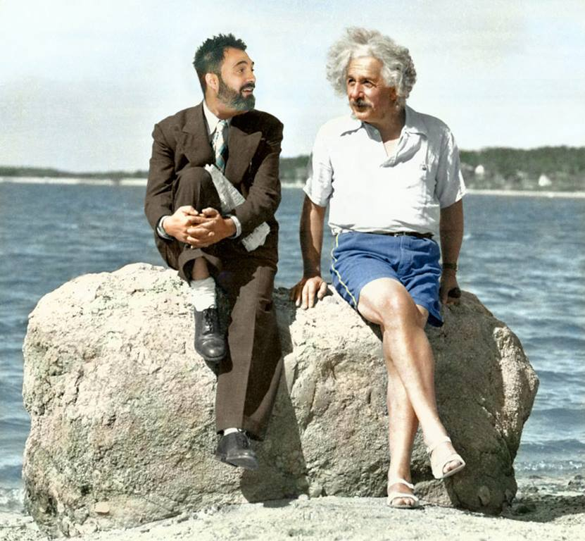 intervista albert einstein