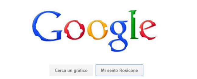logo google rosiconi