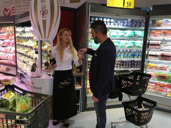 market carrefour gastronomia