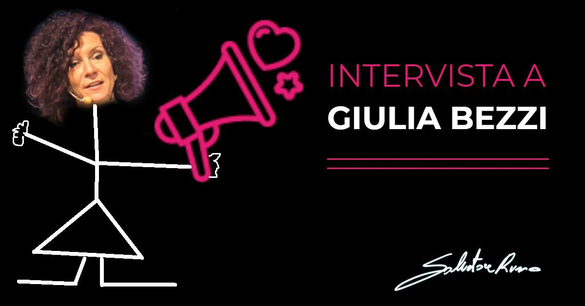 intervista Giulia Bezzi