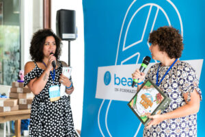 Beach&Love 2020 Michela Trada e Sabrina Falanga