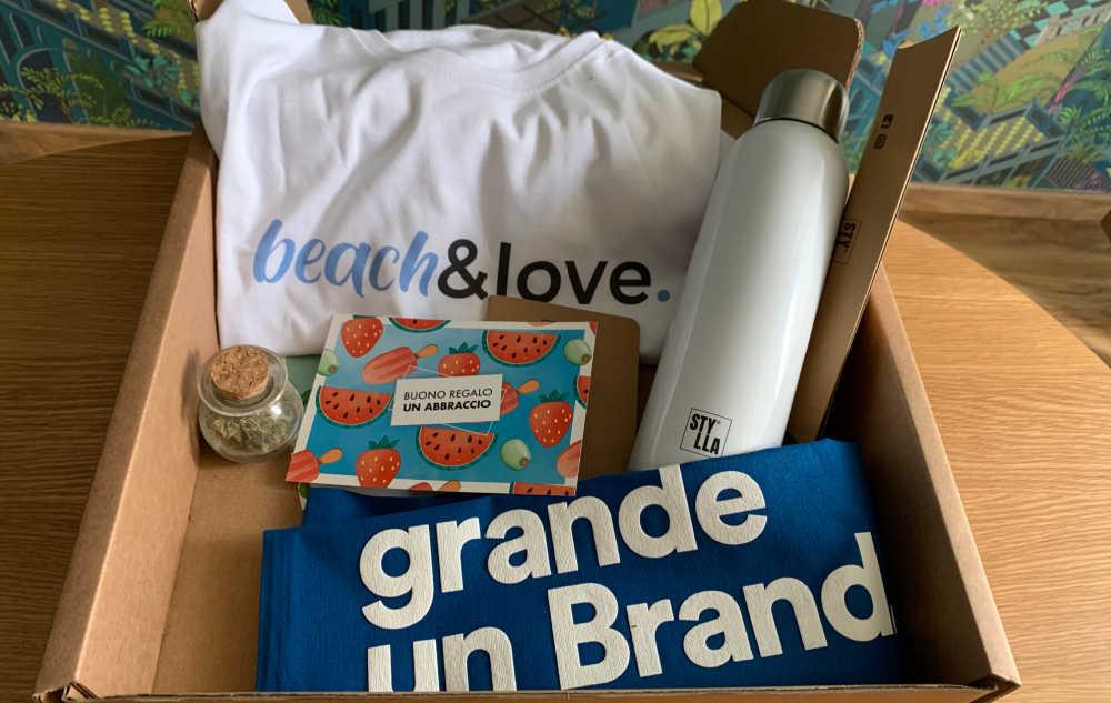Beach&Love 2021 &love box